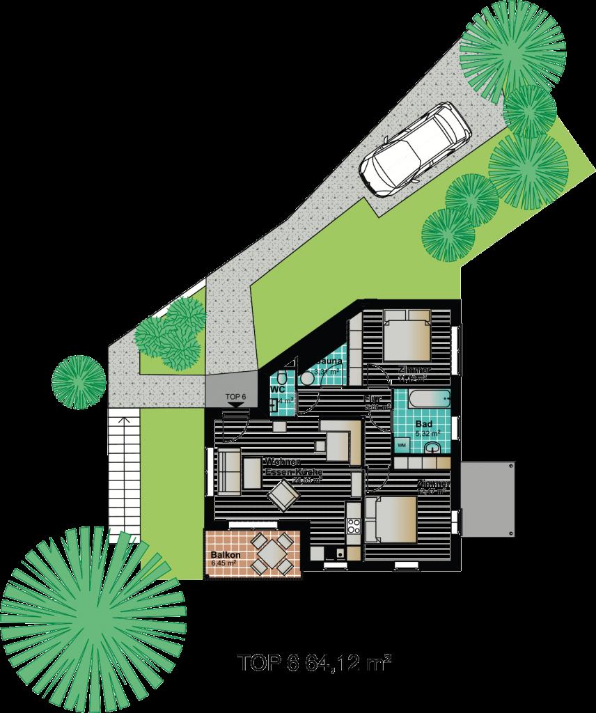 Wohnung Kaernten 6